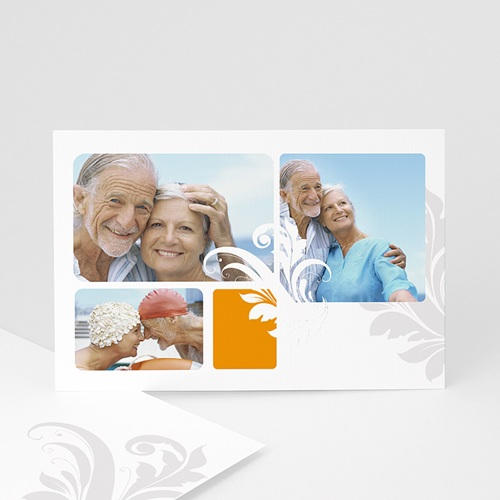 Cartes Multi-photos 3 & + - Multi photo 3  - Arabesque 9294