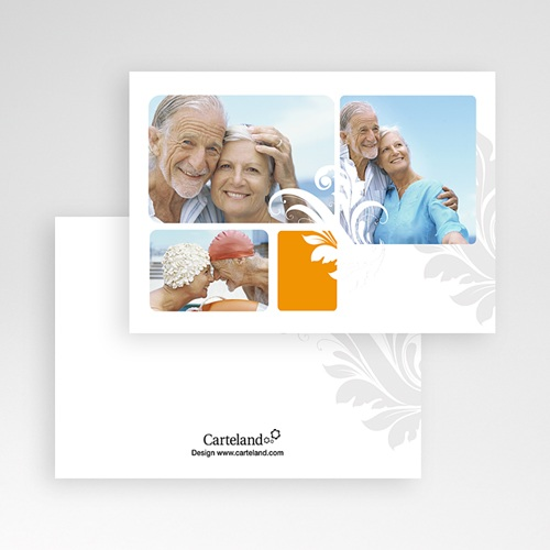 Cartes Multi-photos 3 & + - Multi photo 3  - Arabesque 9295 preview
