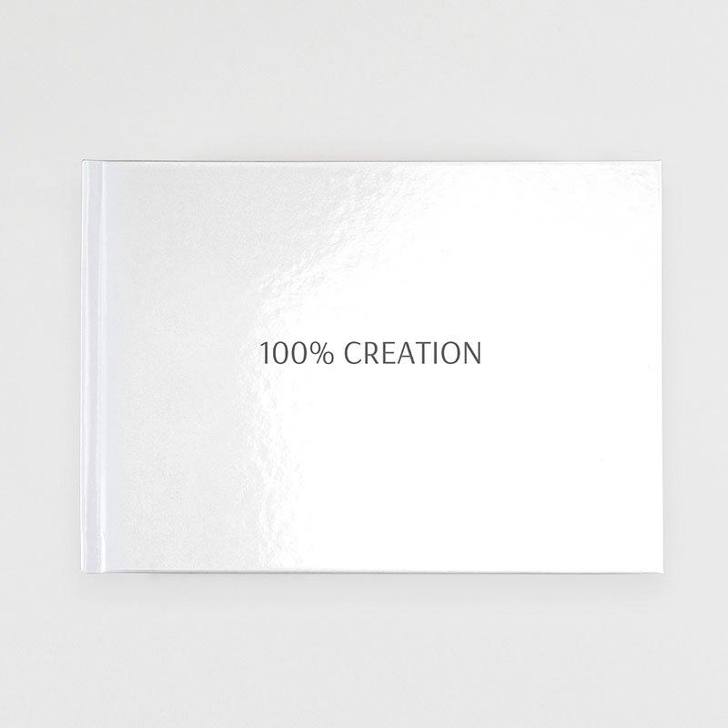 Livre Photo A4 Paysage 100% personnalisable