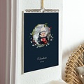 Calendrier Mural Calendrier Mural Noël, 3 photos par mois