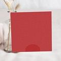 Carte de Voeux Bonne et heureuse année décoration noël pas cher