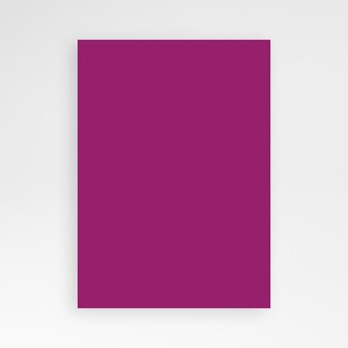 Carte Remerciements Pacs - A rayures violettes 935 thumb