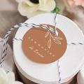 Étiquette Communion Nourriture spirituelle, rameau, perforée, Ø 4,5 cm gratuit