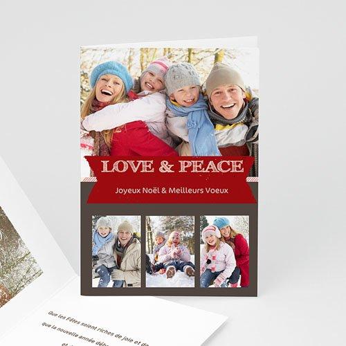 Carte de Voeux 2018 - Focus Noël 9418