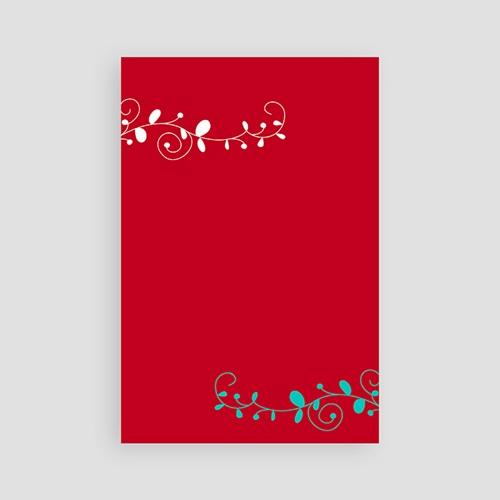 Carte de Voeux 2019 - L'Oiseau Rouge 9454 thumb