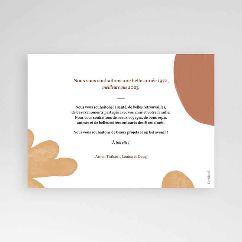 Carte de Voeux L'après Covid, 3 photos pas cher