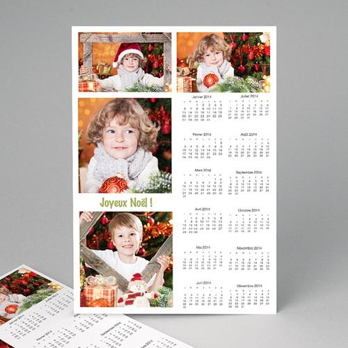 Calendrier Monopage - Année-Lumière 9511