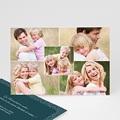 Cartes Multi-photos 3 & + - 5 photos - Bonheur 9552 thumb