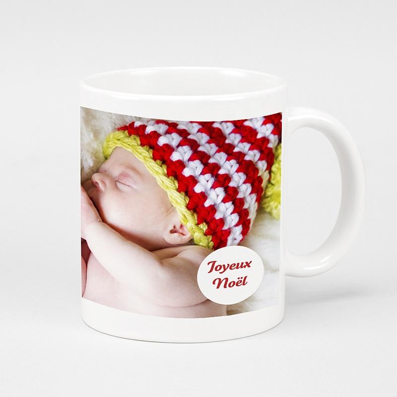 Mug Personnalisé Photo Grande lessive de Noel !