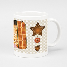 Mug Noël Pain d'Epice