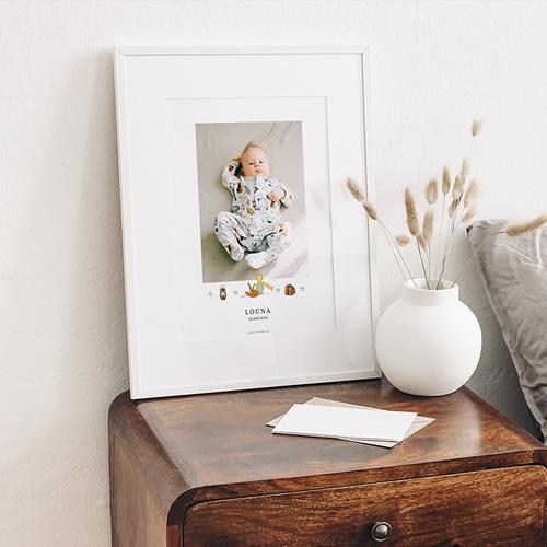 Affiche Chambre Enfant Le Petit Prince Le Petit Prince aventurier, portrait gratuit
