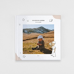 Livre Photo - Renard & Petit Prince, mon 1er album - 0