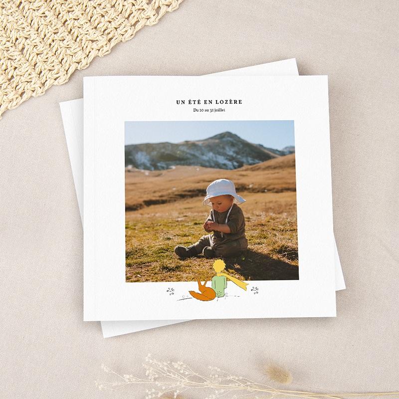 Livre Photo Le Petit Prince aventurier, 1ère année