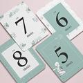 Carte Etape Bébé Le Petit Prince Découvertes d'un petit prince, 1ère année gratuit