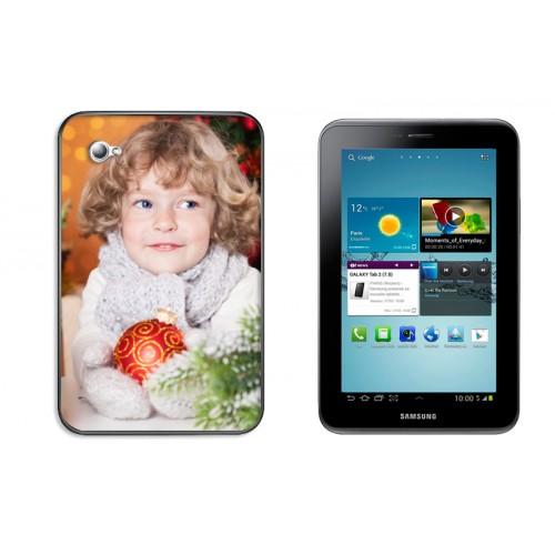 Coque Iphone 4/4s personnalisé - Coque Galaxy Tab 2 10.1'' - Noire 9616