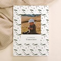 Cahier Enfant Le Petit Prince L'oasis du Petit Prince motifs pas cher