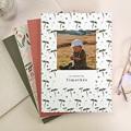 Cahier Enfant Le Petit Prince L'oasis du Petit Prince motifs