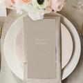 Menu Mariage Bouquet Fleurs Rouges, Repas de noces gratuit