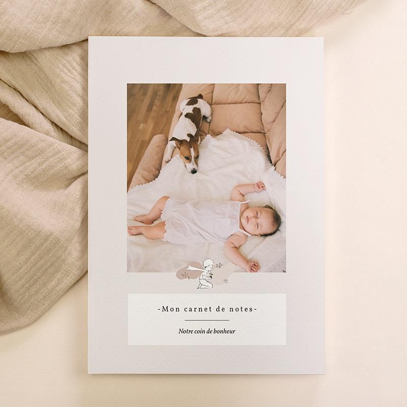 Cahier Enfant Le Petit Prince Découvertes d'une petite princesse, A5 souple pas cher