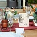 Marque Table Mariage Boho palmier, Repères de table (lot de 3) pas cher