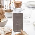 Etiquette Bouteille Mariage Couronne Fleurs Aquarelle, vin gratuit