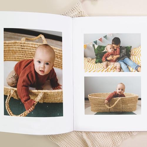 Livre Photo Le Petit Prince Beauté de la nature, A4 Souple
