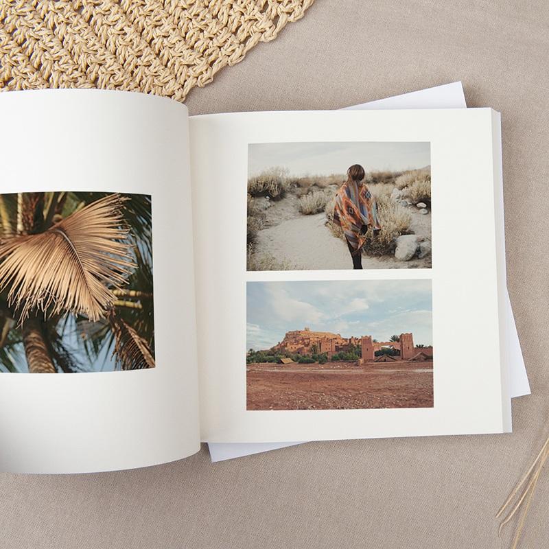 Livre Photo Le Petit Prince Hymne à la nature, Carré Souple