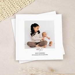 Livre Photo Le Petit Prince - Découvertes d'une Princesse, Carré souple - 0