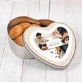Boîte Personnalisée Photo Petit herbier du Coeur pour Maman pas cher
