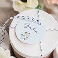 Etiquette Cadeau Naissance Petit Vestiaire, ø 4,5 cm gratuit