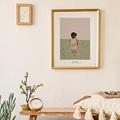 Affiches Léon découvre le monde, 30 x 40 cm
