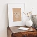 Affiches Bouquet d'Amour pour Maman gratuit