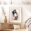 Affiches La vie en famille, beige, 3 photos pas cher