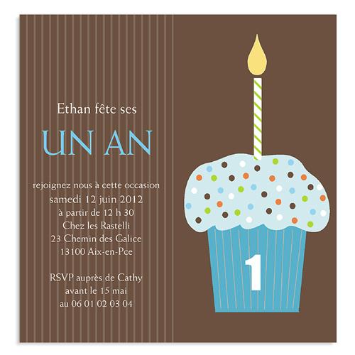 Extrêmement Comment célébrer le premier anniversaire de votre enfant ? UG34