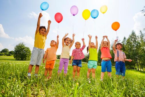 Comment Organiser Un Anniversaire Pour Enfant Avec Des Jeux D Exterieur