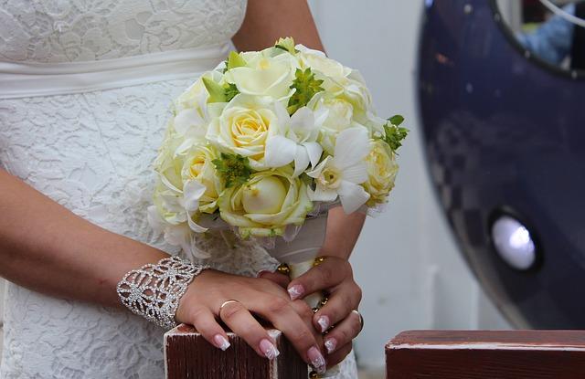 Bouquet Fleur Papier Mariage Gite Pompadour Lubersac