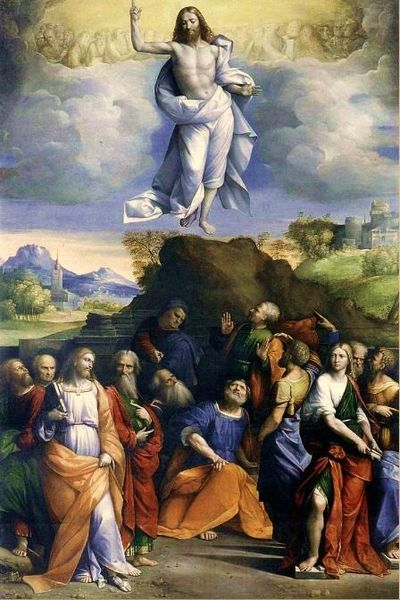 Ascension Christ