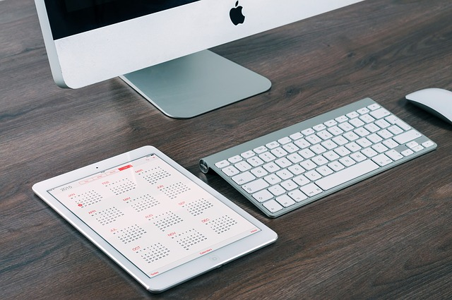 calendrier numérique