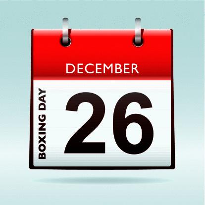 26 Décembre