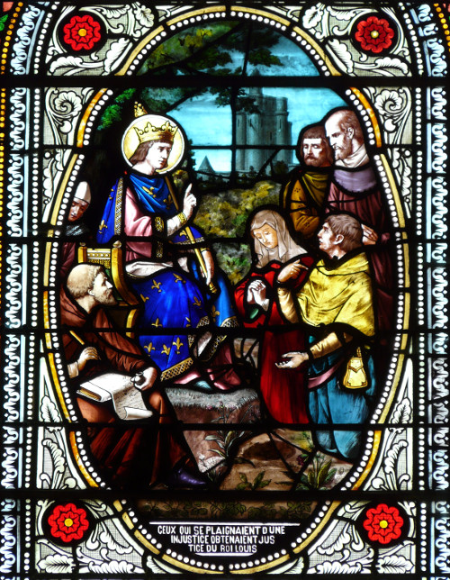 Saint Louis Calendrier.Saint Louis Fete Par Notre Calendrier Roi Francais Juste