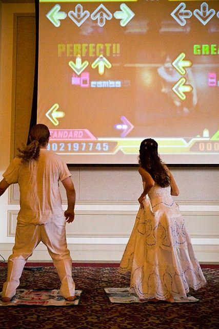 Just dance battle mariage
