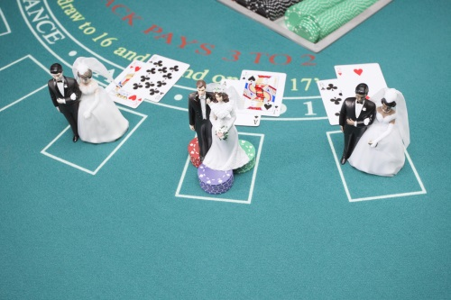 Mariage casino