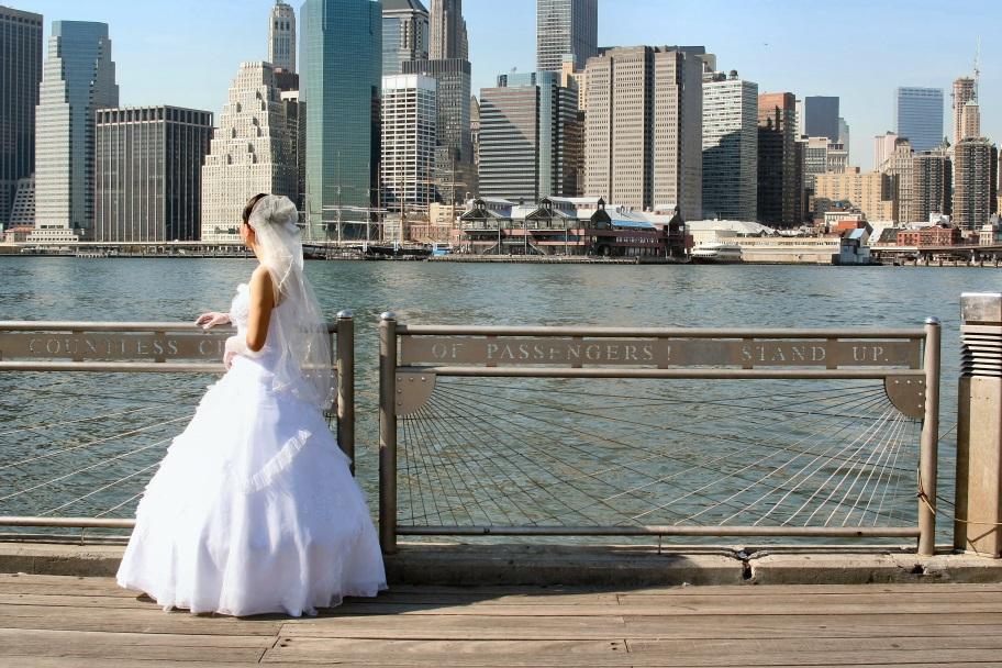Mariage aux Etats-Unis