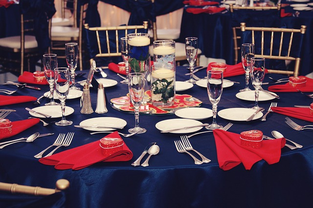 table mariage