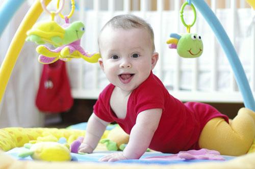 jeu bebe 10 mois