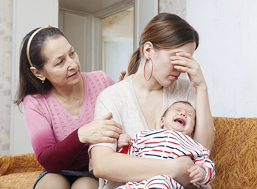 coliques de bebe