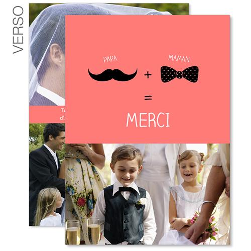 Assez Comment préparer vos cartes de remerciements après votre mariage ? BL64