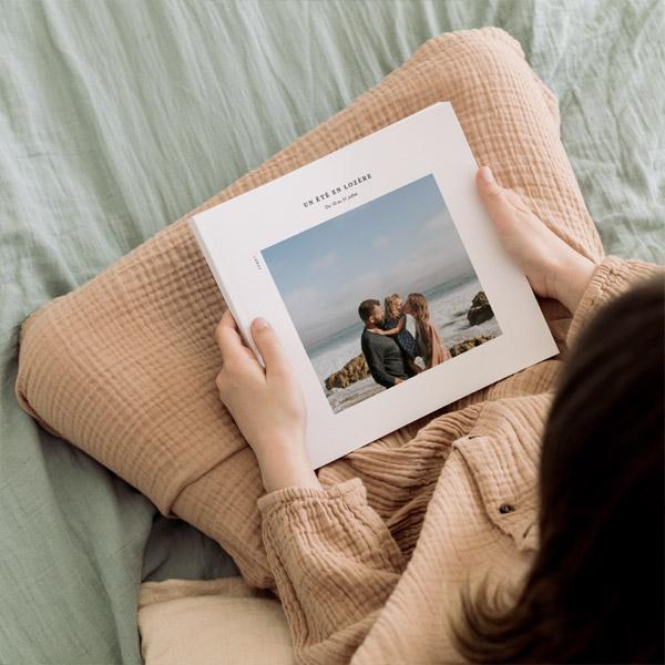Livre Photo Carré 20 x 20