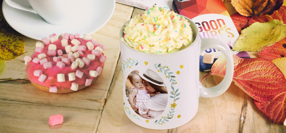 Cadeaux Photo Personnalisés : calendriers, albums photo, mugs...
