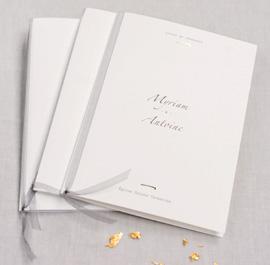 Cérémonie de Mariage : Créez vos livrets de messe